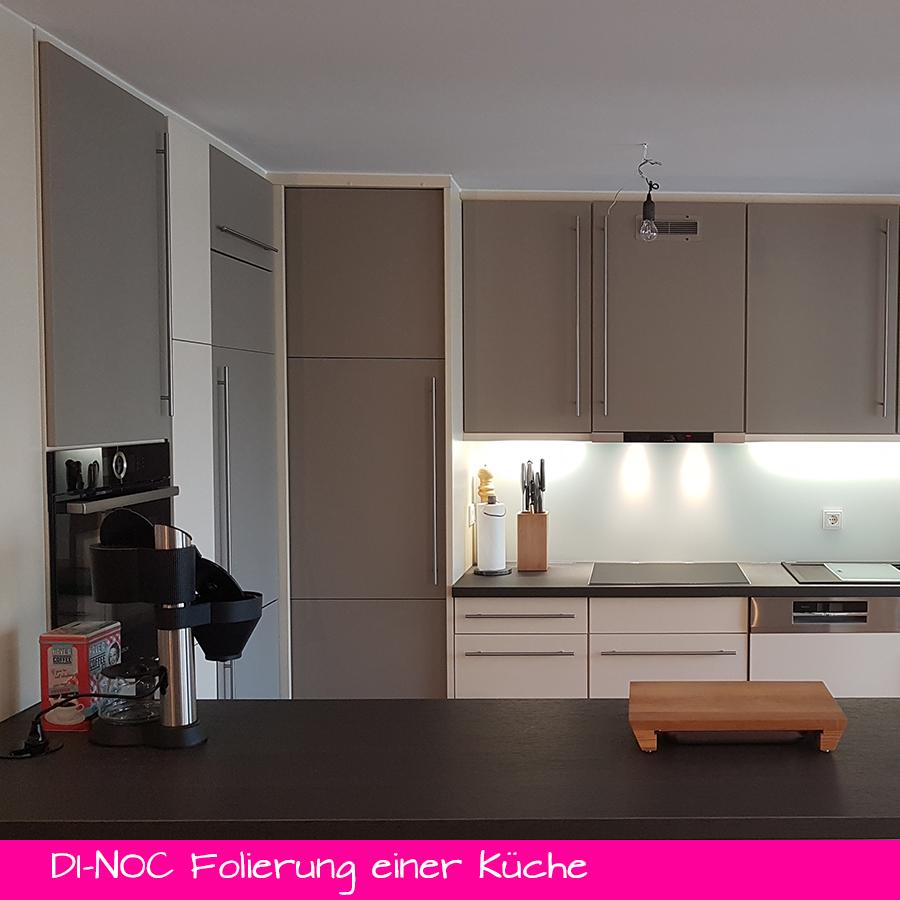 DiNoc-Möbelfolierung